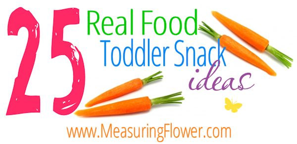 Some Toddlers Can Be Picky Sometimes Okay A Lot Of Times So It Helps To Have Variety When Comes Snacks That Things Are Kept More Interesting