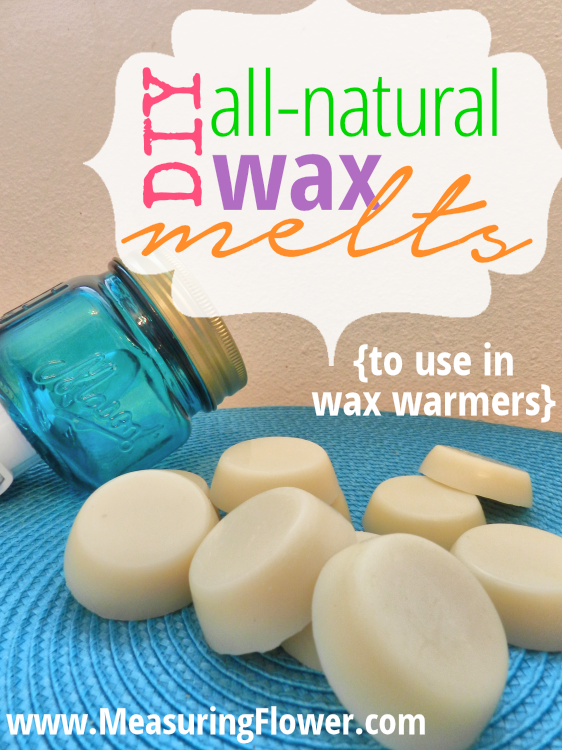 diy allnatural wax melts v