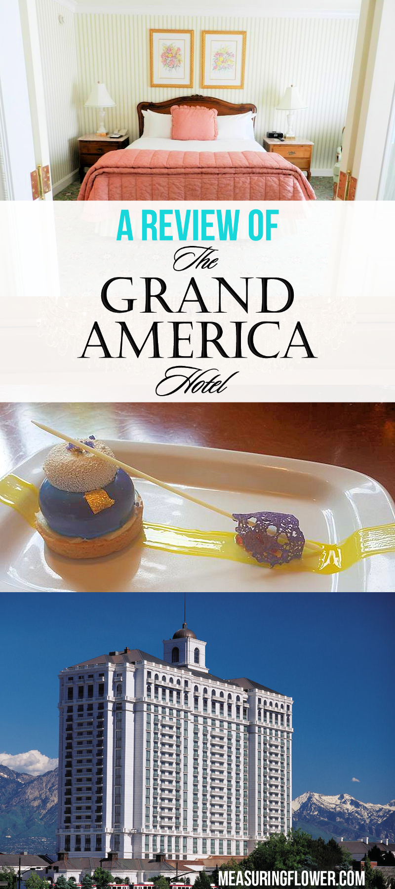 A Review of the Grand America Hotel